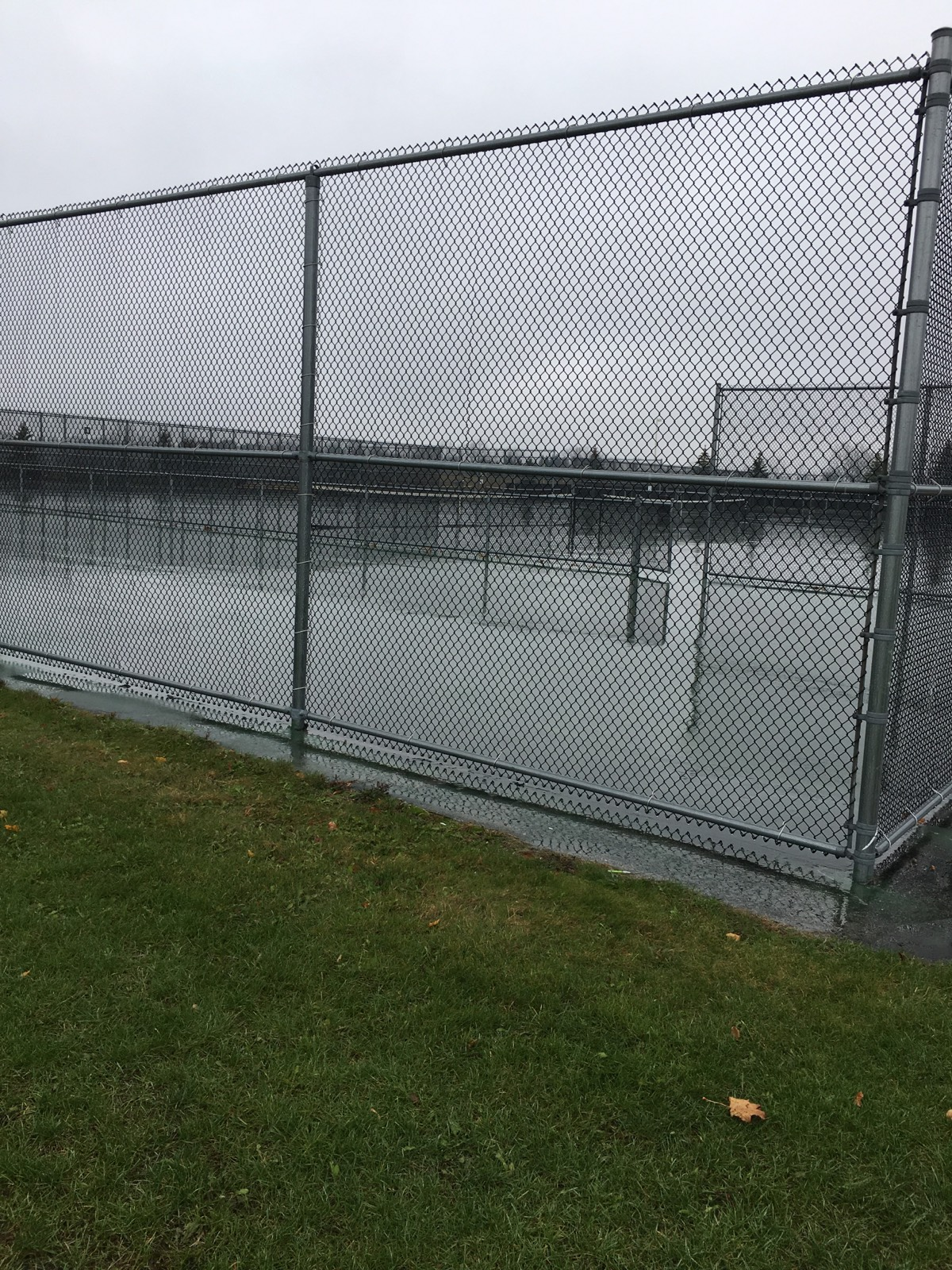 HHS Tennis Courts