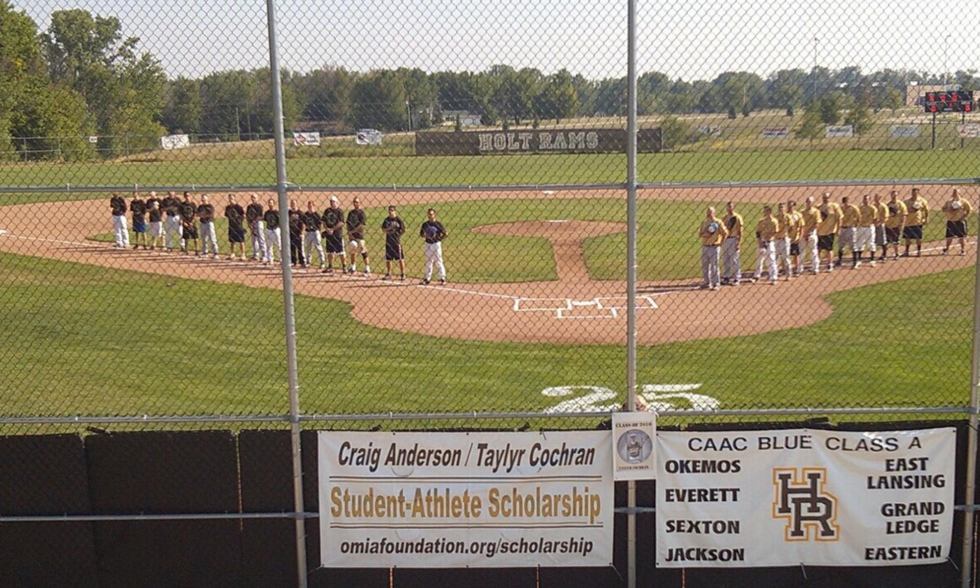 25 Taylyr Cochran Baseball Field