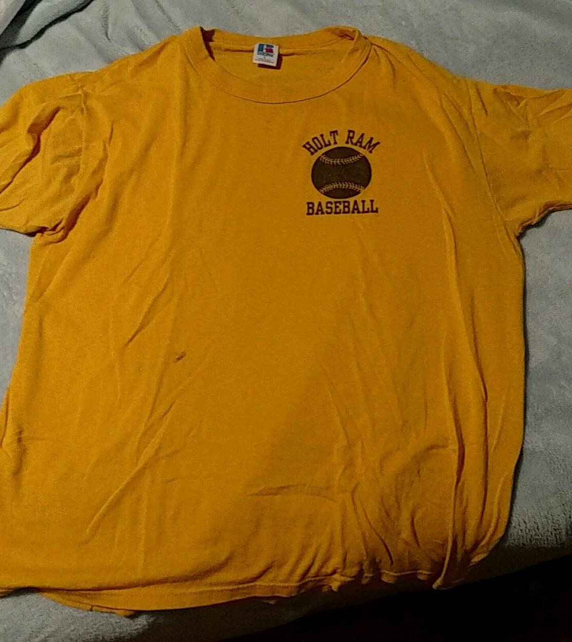 Holt Baseball T-Shirt